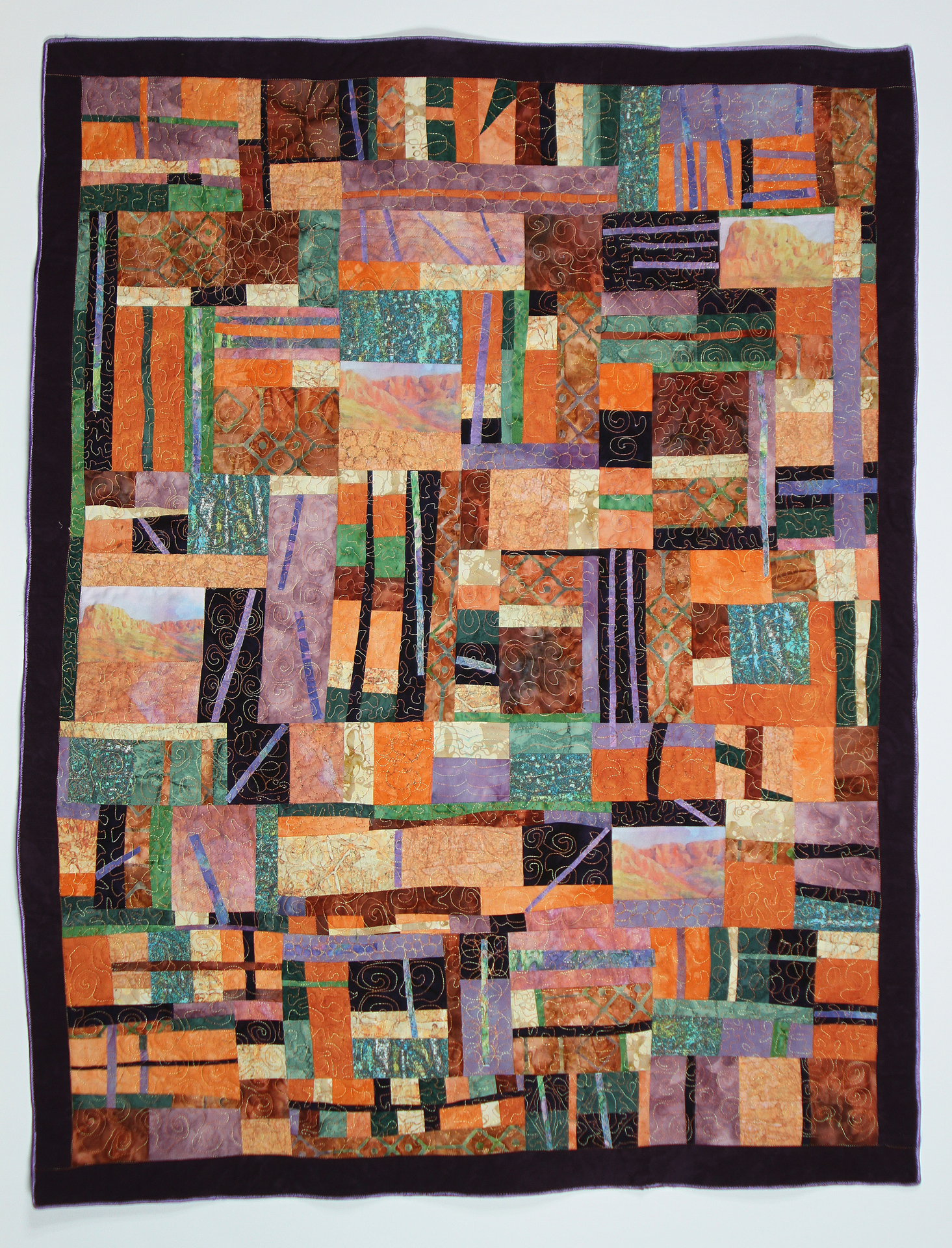 free form quilt piecing  Machine Free Form Piecing Archives - Casey Pike Textiles ...